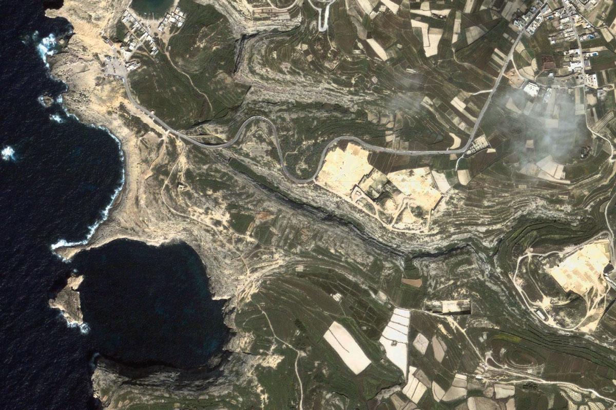 desembocaduras fluviales