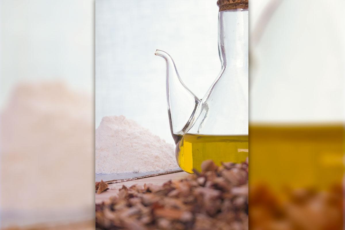 gastronomía y aceite