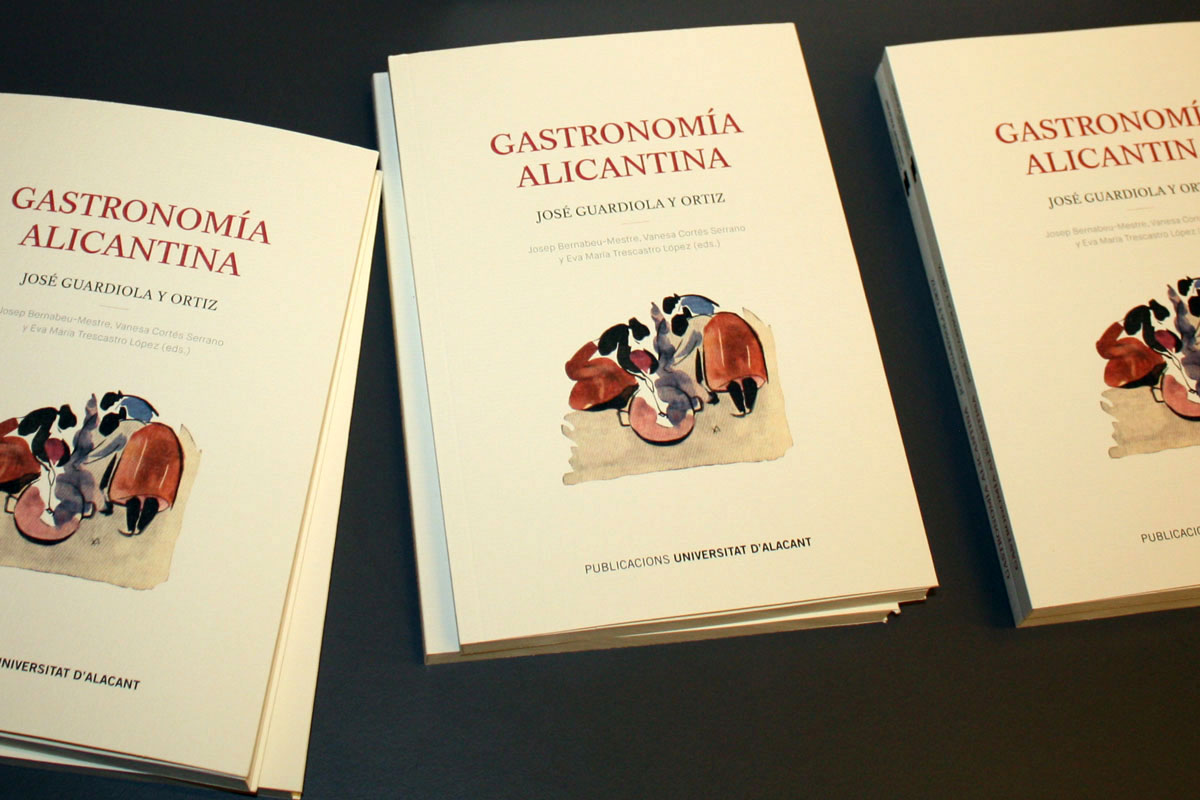Gastronomía alicantina