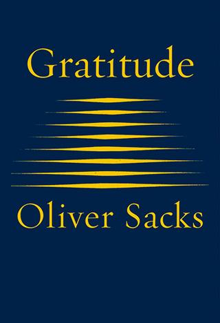 portada gratitude oliver sacks