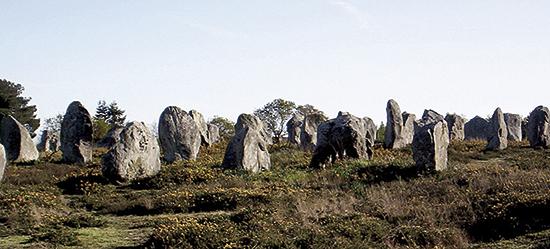 paisaje Carnac