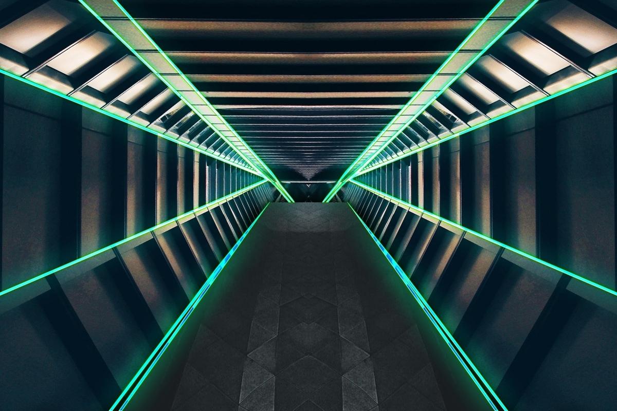 tunel alienígenes