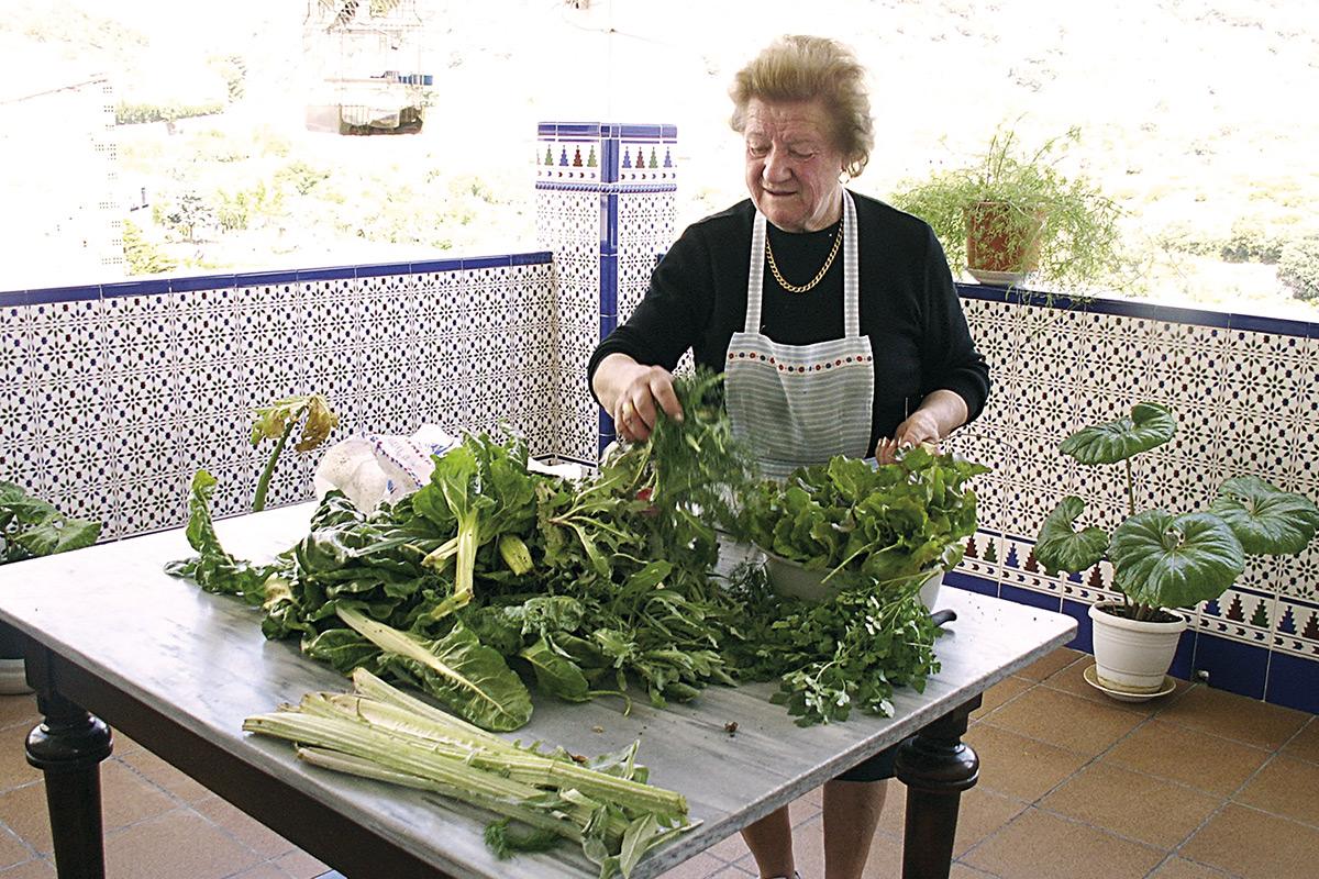 Cocina mediterránea de supervivencia
