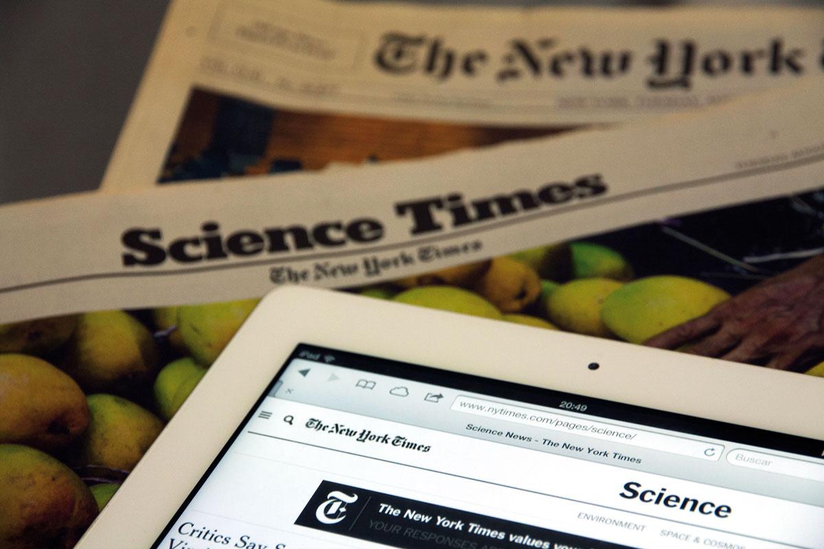 Un panorama cambiante para los medios de comunicación