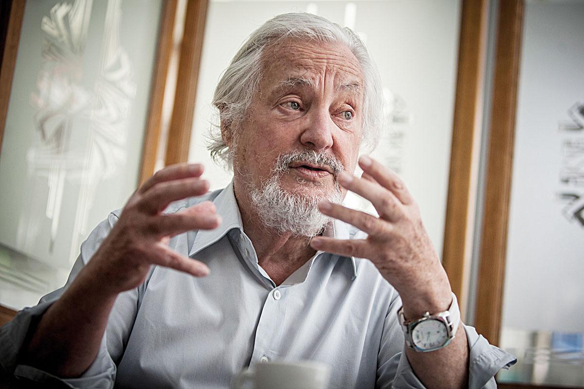 Entrevista a Marc Augé