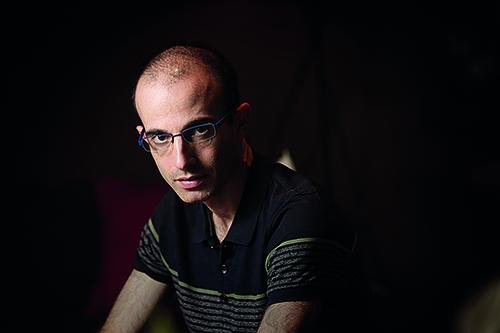 El historiador Yuval Noah Harari. / Jordi Play