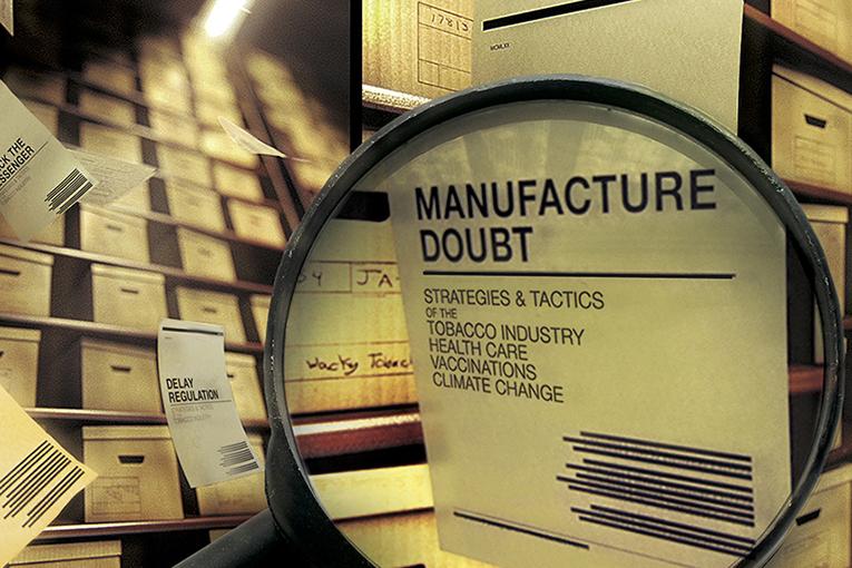 El poder de la duda: Pagados para cuestionar la ciencia