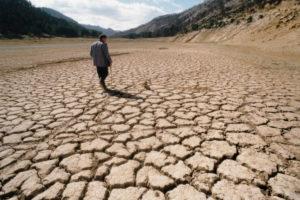sequía - cambio global
