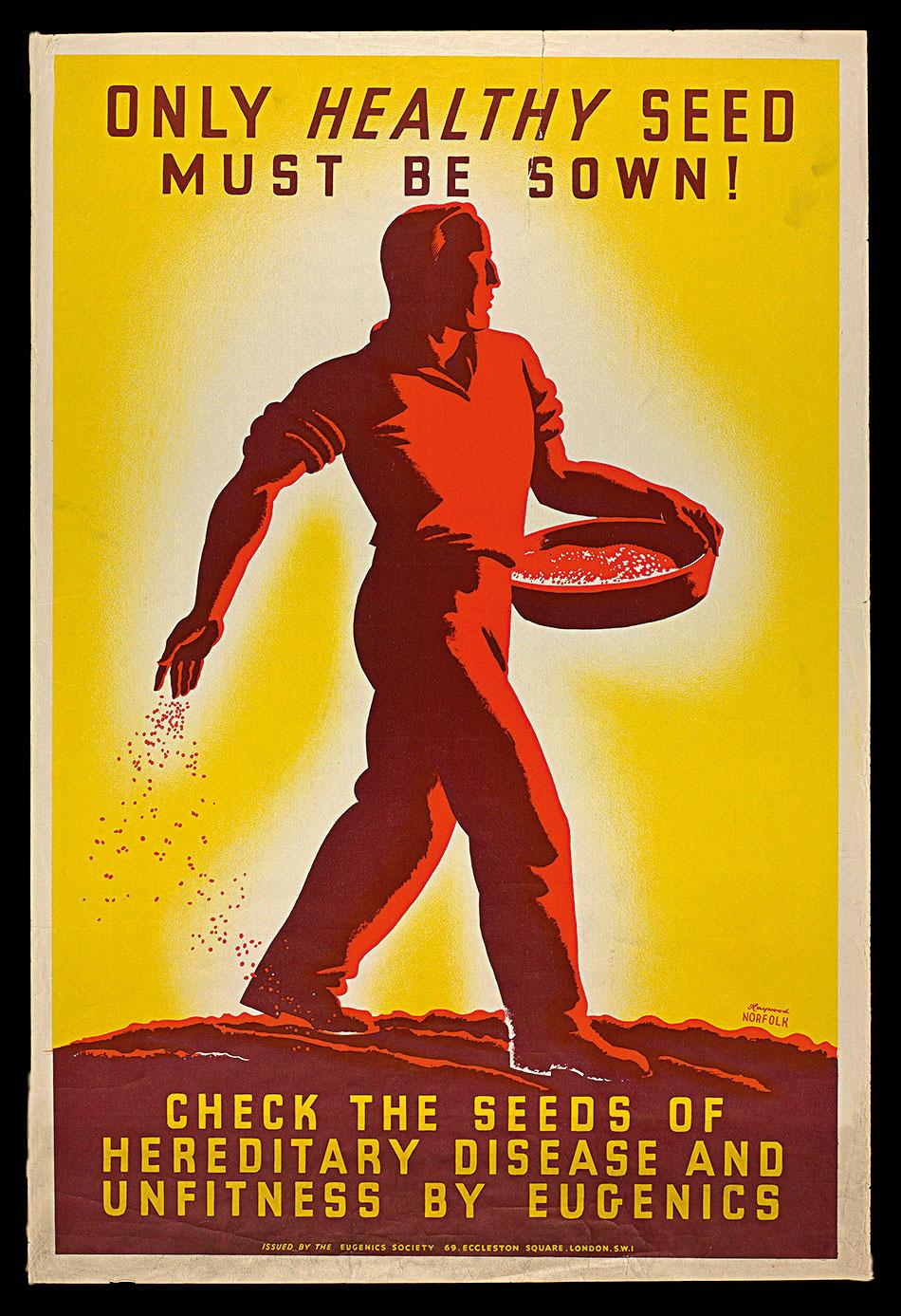 cartel eugenesia 1930