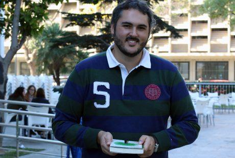 Andreu Escrivà, ambientólogo. / Concha Molina
