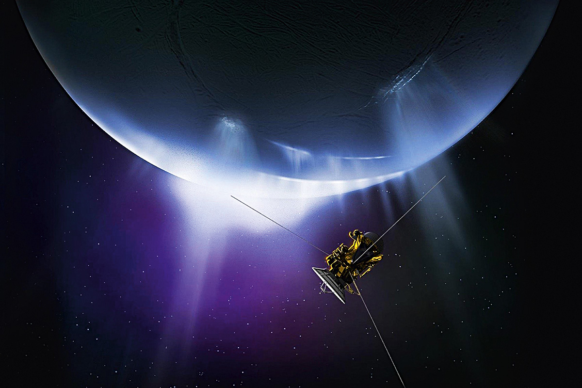 Cassini: veinte años de exploración espacial