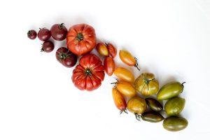 Verdures d'estiu