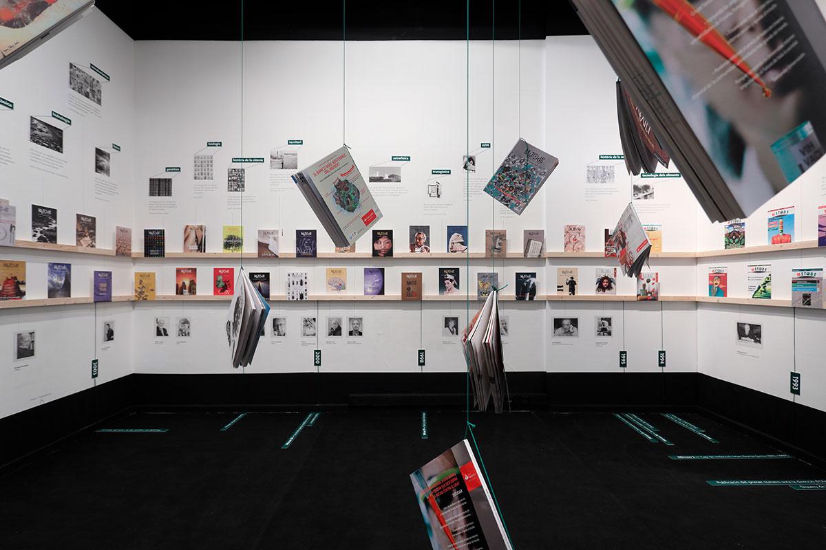 Panorama general de l'exposició. Foto: XXX
