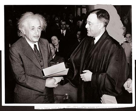 Einstein ciutadania