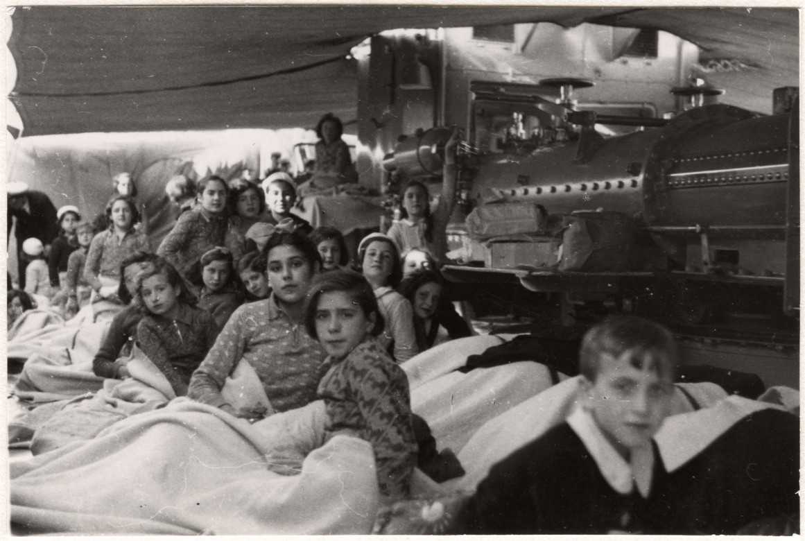 mercedes maestre refugiados cruz roja