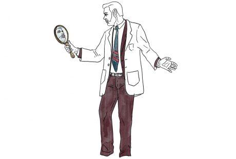 divulgador científico ilustración