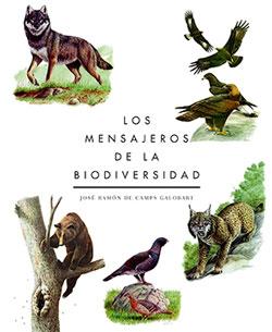 los mensajeros de la biodiversidad portada