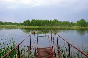 lago Hluboke
