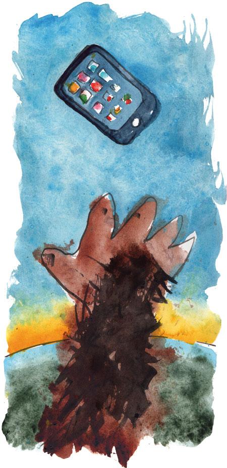 Homo Deus il·lustració
