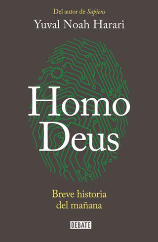 homo deus portada