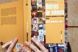 Retrats de ciència - Portada
