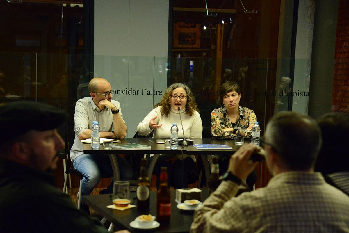 Bar de Ciències amb amb motiu del Dia Darwin