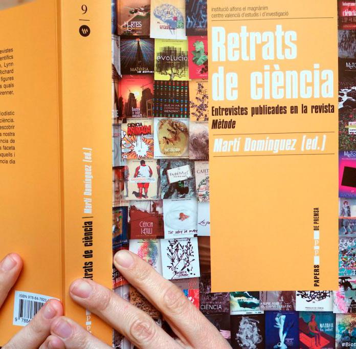 Retrats de ciència