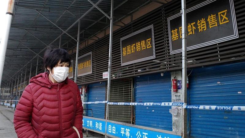 Mercado de Wuhan