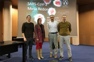 coronavirus en la universitat de valència