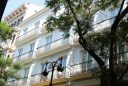 cinamomo calle valència naturaleza balcón