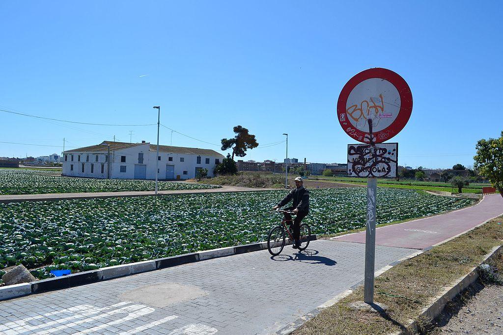 carril bici meliana
