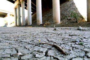 sequía cambio ambiental