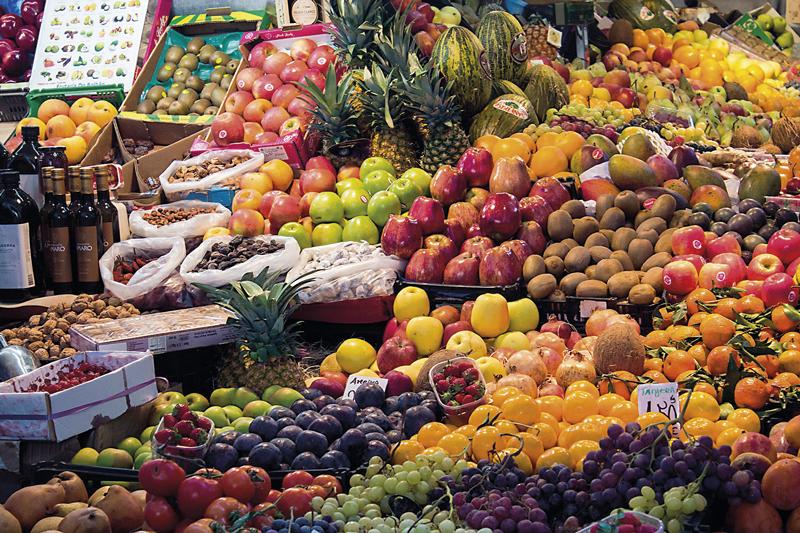 fruites variades nutrició