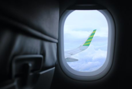 Ventanas de los avions