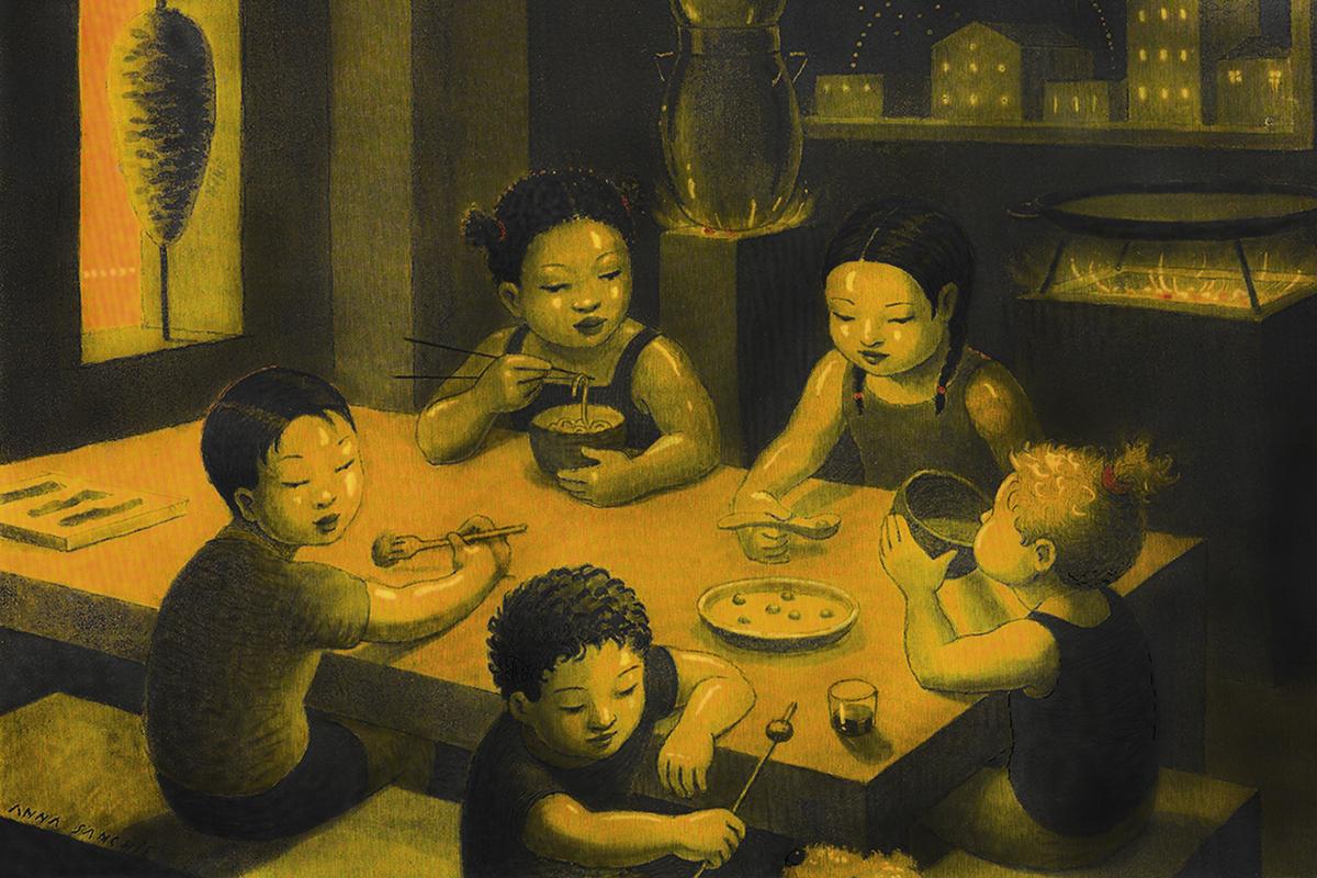 ilustración anna sanchis umami