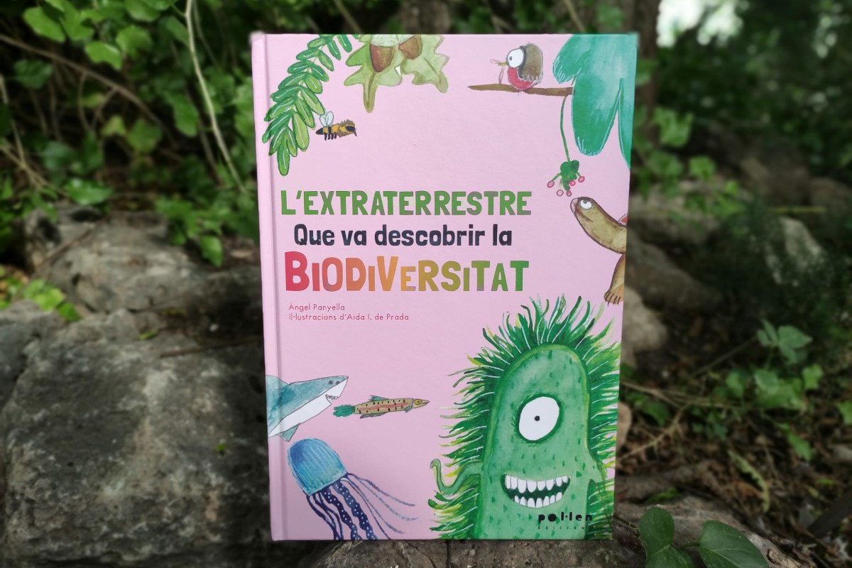 L'extraterrestre que va descobrir la biodiversitat
