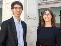 Francisco Grimaldo y Emilia López