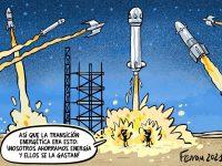 energia espacial