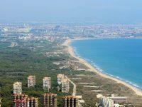 playas sur Valencia